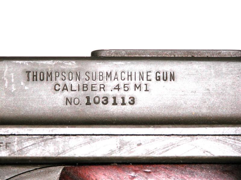 thompson M1a1 20110011
