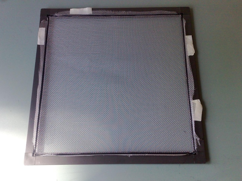 [HOW TO] DIY Wire Screen Enclosure Top T1210