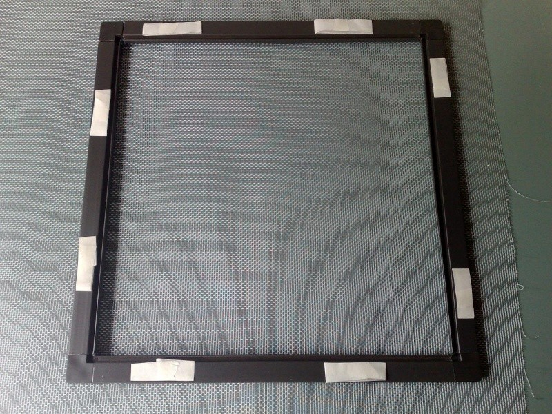 [HOW TO] DIY Wire Screen Enclosure Top T2a10