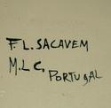 Fabrica de Loica de Sacavem (Portugal) Marca11