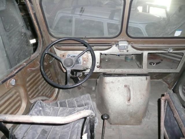 Présentation :Hydéal, HZ de 1955 P1010416