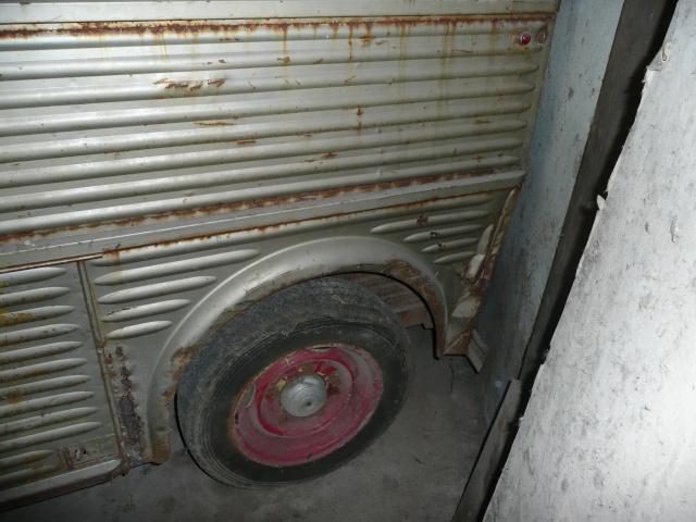 Présentation :Hydéal, HZ de 1955 P1010421