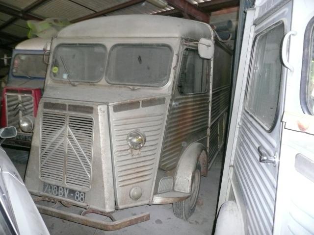 Présentation :Hydéal, HZ de 1955 P1010511