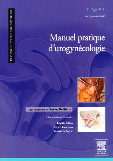 [exclusif] Manuel pratique d'urogynécologie  111