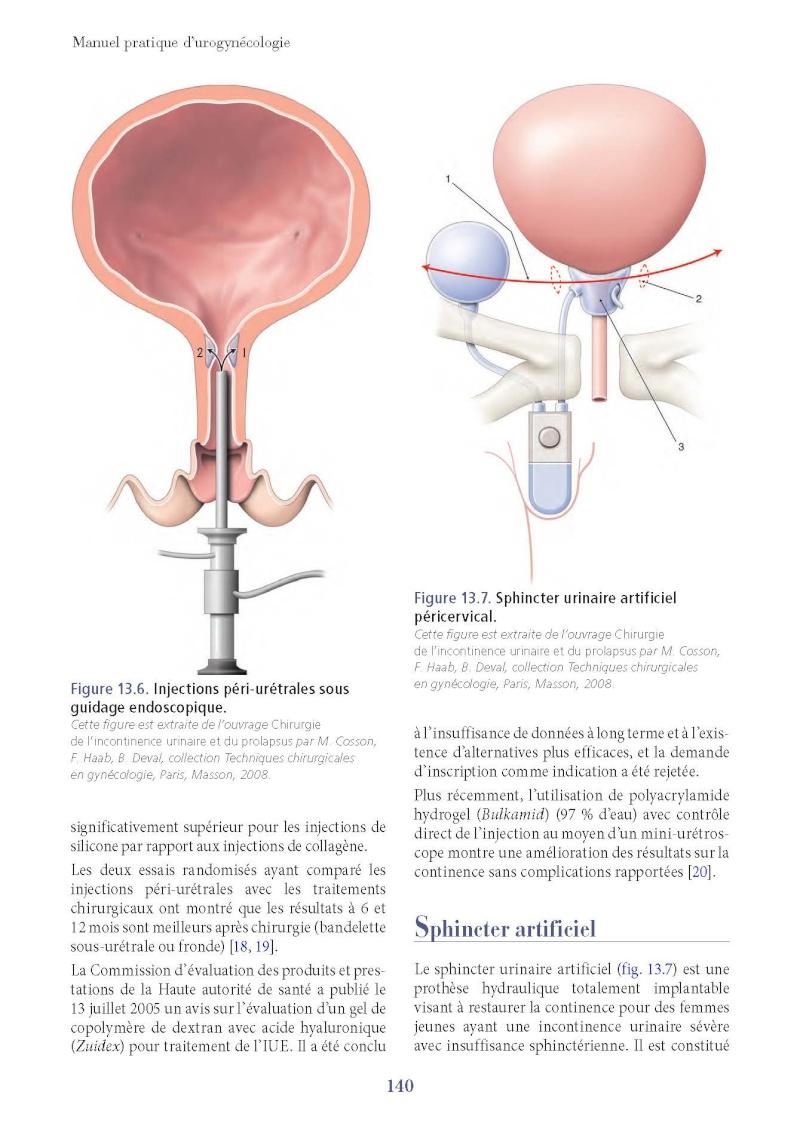 [exclusif] Manuel pratique d'urogynécologie  313