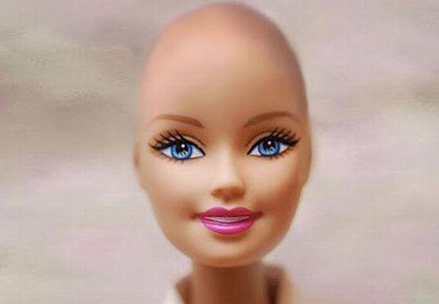 Une barbie Chauve ... ♥ Barbie10