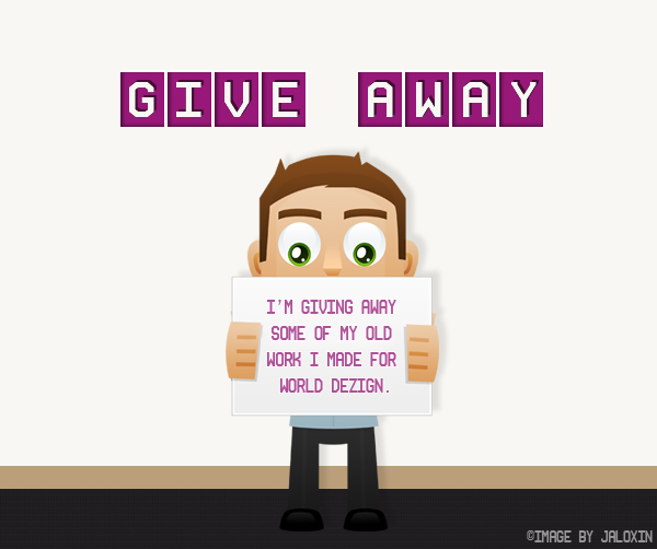 Give Away! Dd-giv10