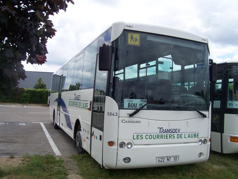Transdev  Les Courriers de l'Aube. - Page 3 100_8824