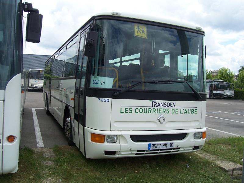 Transdev  Les Courriers de l'Aube. - Page 3 100_8825