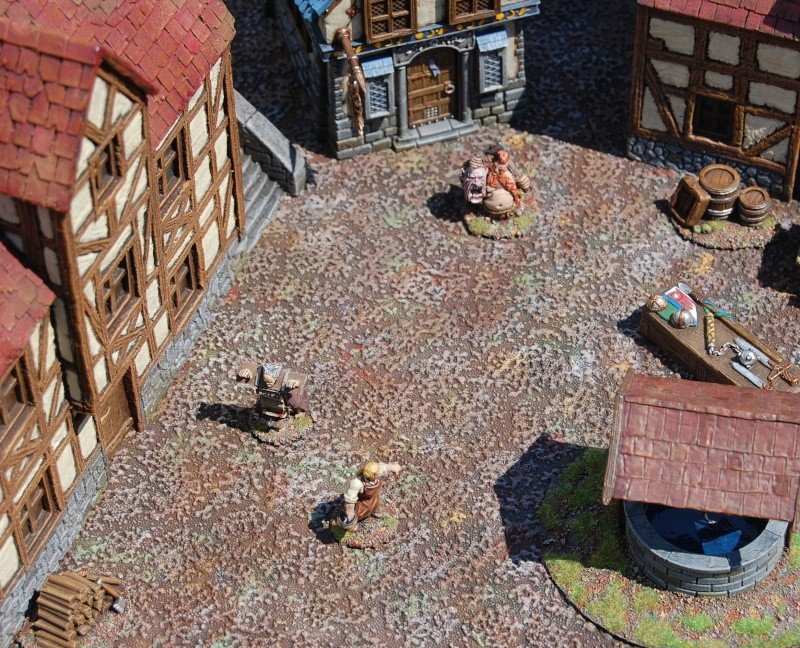 Medieval Town - Updates Wallpa10