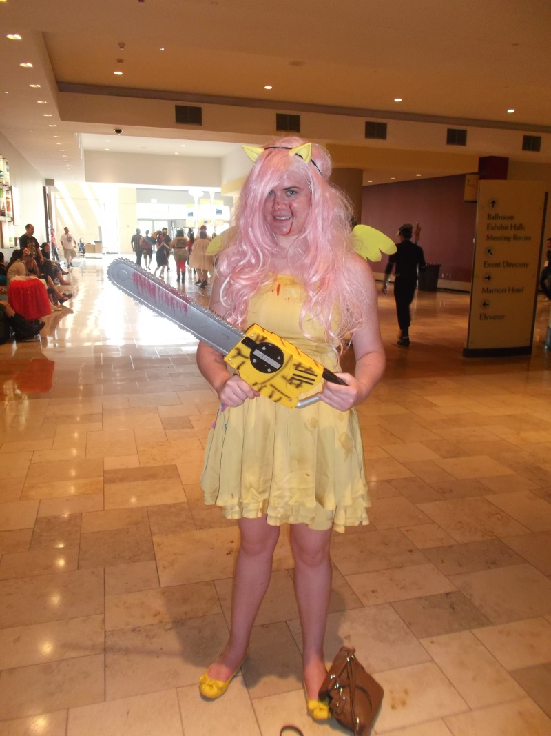 My Adventures At ConnectiCon Flutte30