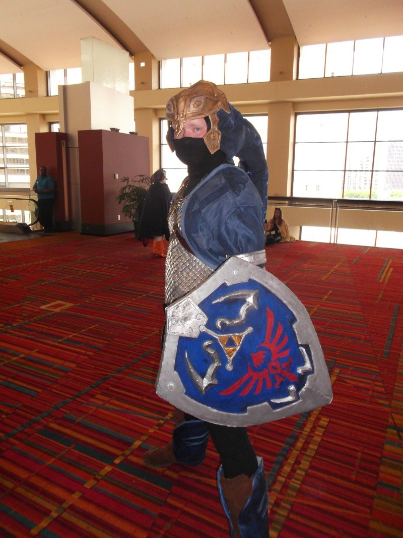 My Adventures At ConnectiCon Link10
