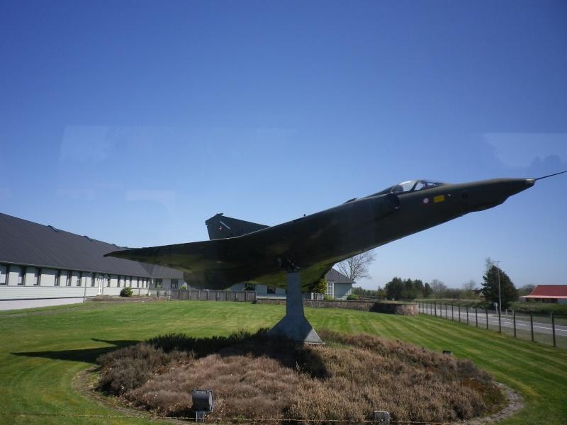 Escadrille 722 et aéroport de Karup 110