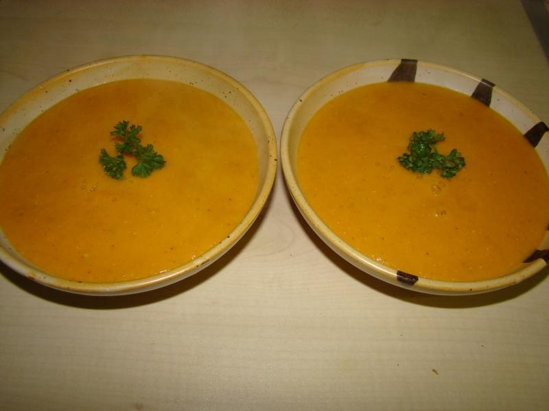 S04 du 26 novembre au 2 décembre 2012 : Soupe Lentilles Corail Dsc05411
