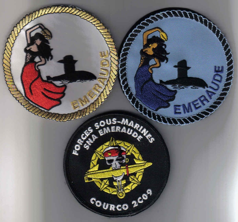 [Logos, Tapes, Insignes] Ecussons sous-marins Patch_15