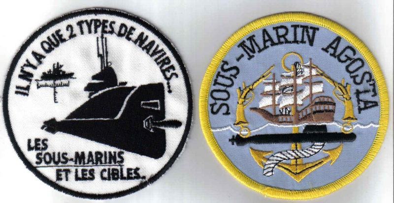 [Logos, Tapes, Insignes] Ecussons sous-marins Patchs10