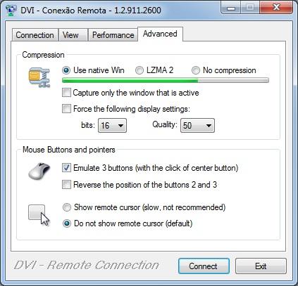 RDCViewer (Remote Desktop Viewer) control. Advanc10