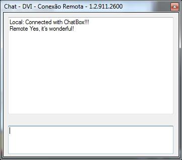 RDCViewer (Remote Desktop Viewer) control. Chatbo10
