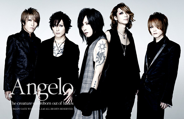 Karyu: official member of Angelo Angelo11