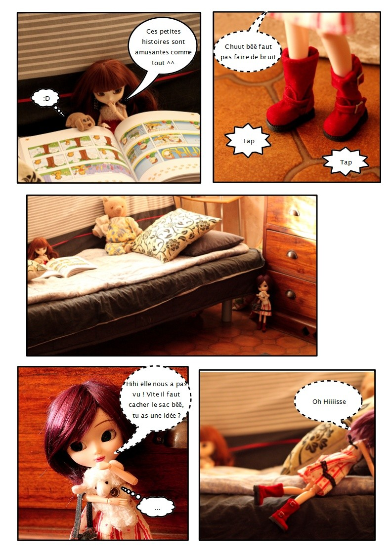 [Pullips] Premier topic - a archiver - Page 4 Page_134