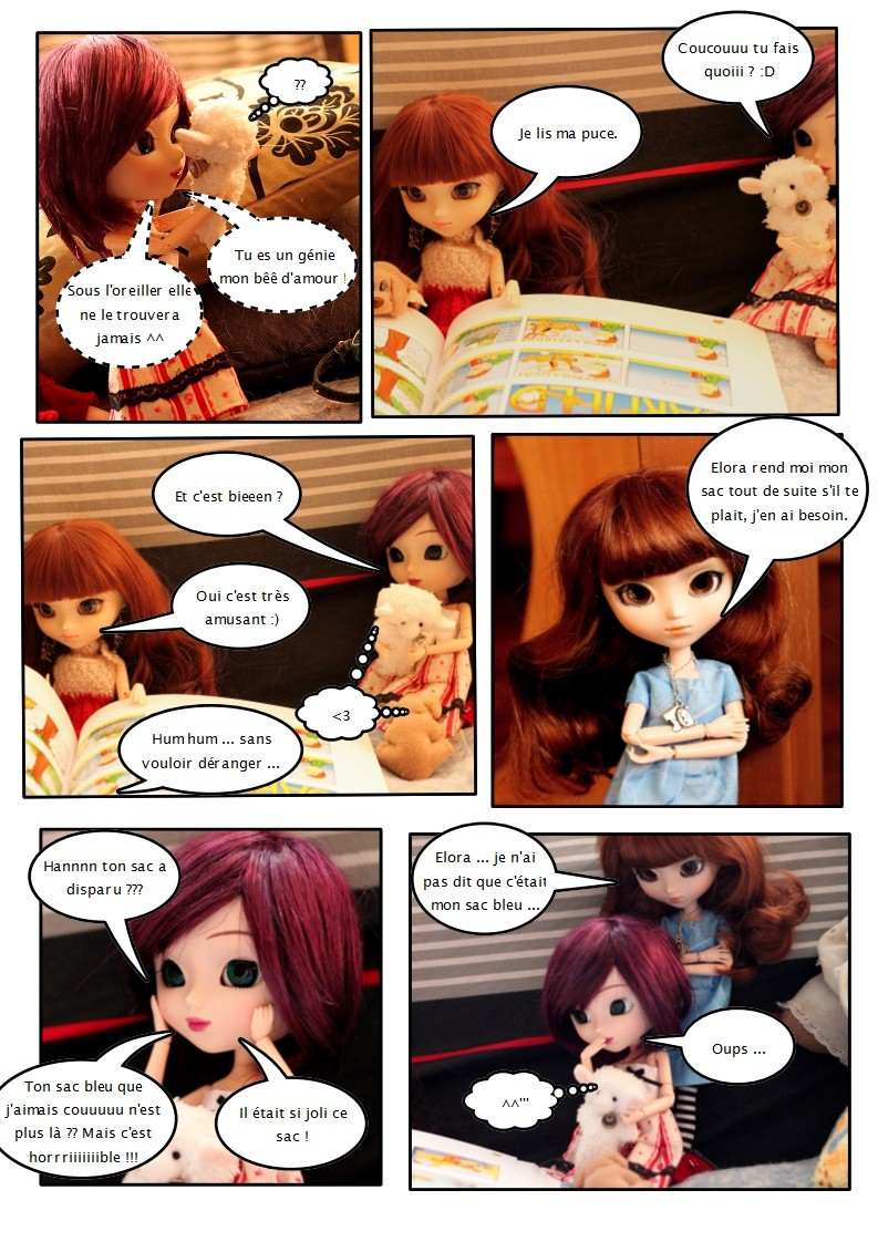[Pullips] Premier topic - a archiver - Page 4 Page_230