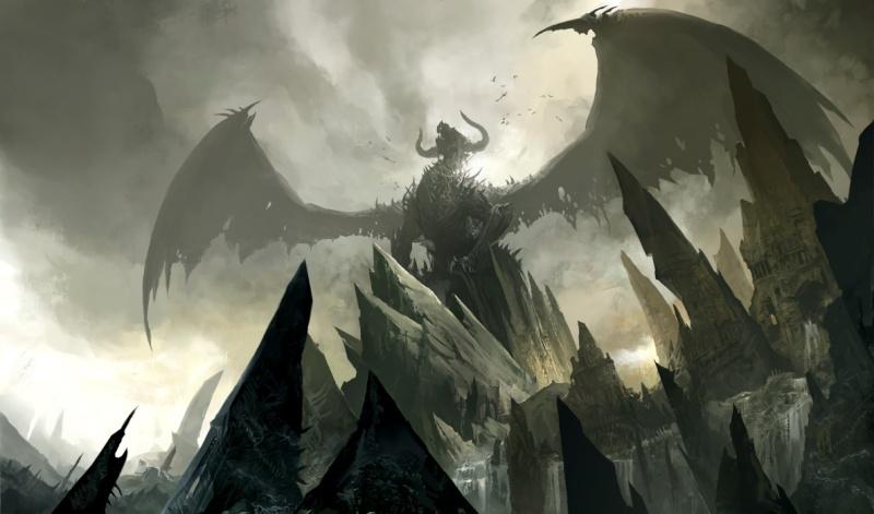 The Order of Atrum Veneficus Dragon11