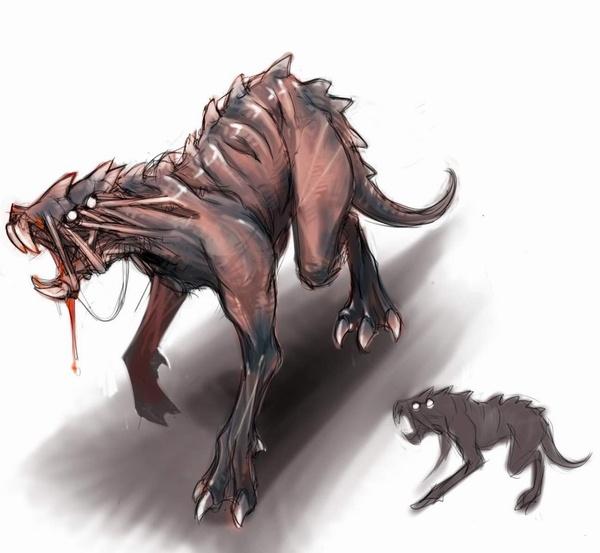 Waste Land Beasts Monste10