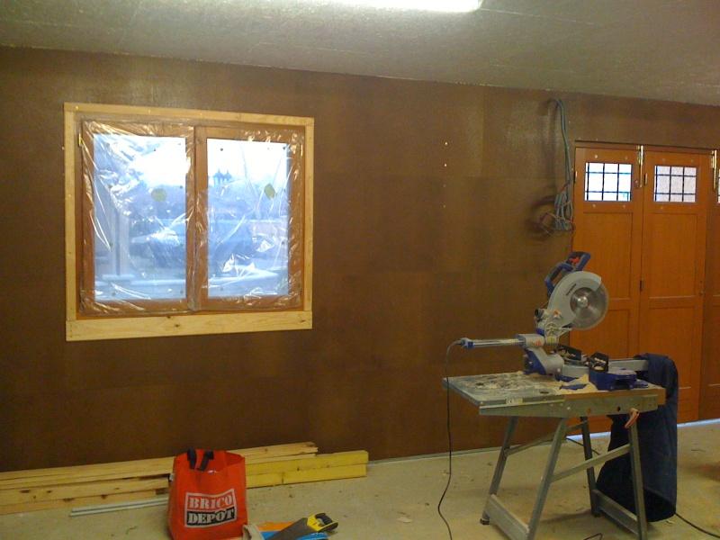 Construction de mon Atelier pour assouvir ma passion du bois Img_0210