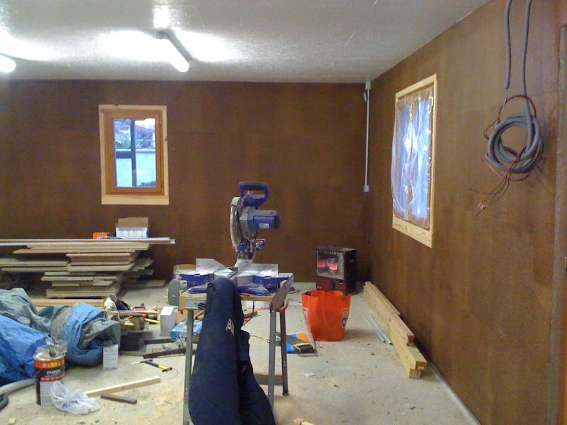 Construction de mon Atelier pour assouvir ma passion du bois Img_0211