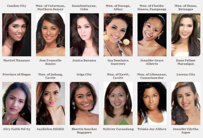 Road to Miss Philippines Earth 2012 Group_11