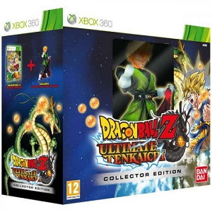 Dragon Ball Z Ultimate Tenkaichi Trailer Simila13
