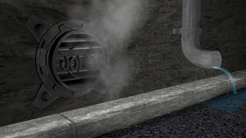 [ CINEMA4D ] Grille de ventilation Grille10
