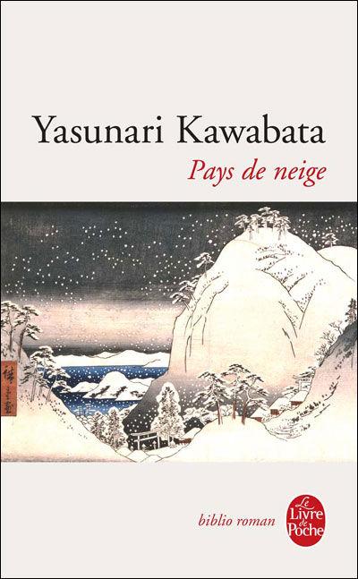 [Kawabata, Yasunari] Pays de neige Kawaba10