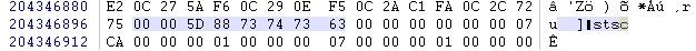 Tuto recupération fichier MP4 endommagé/illisible Stsc10
