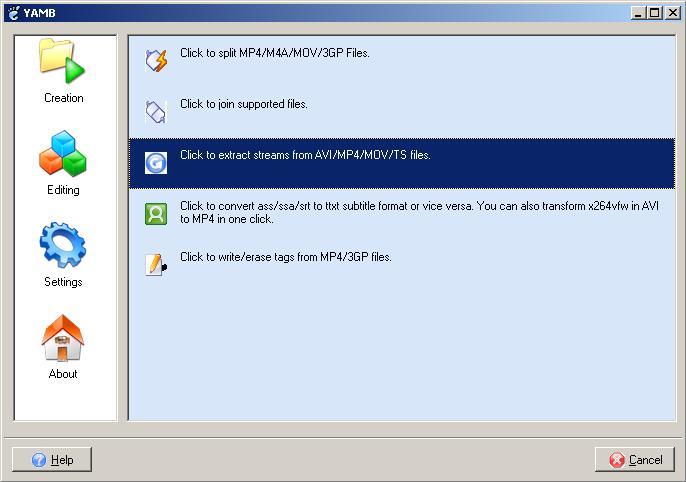 Tuto recupération fichier MP4 endommagé/illisible Yamb10