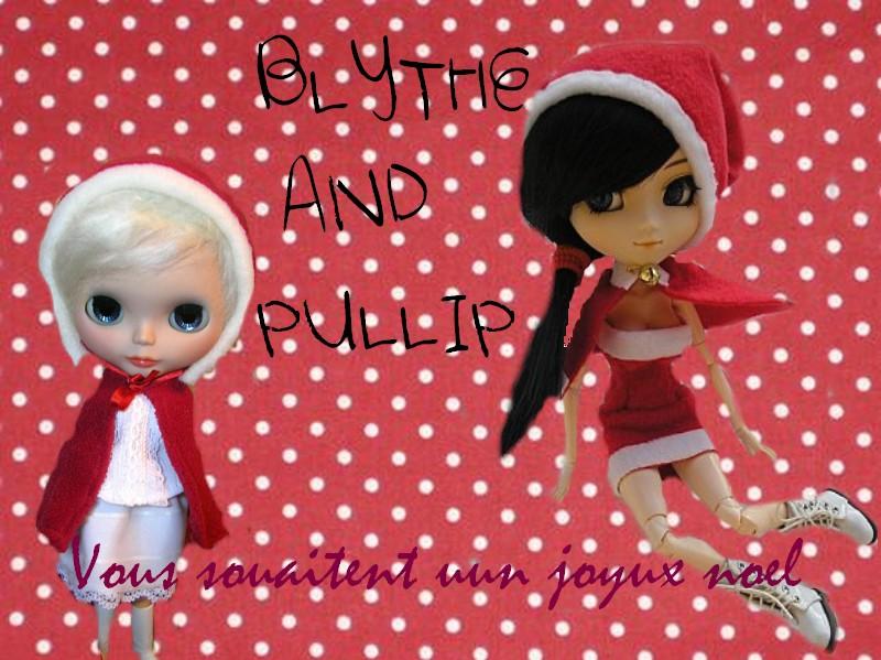 les Blythe et les Pullip