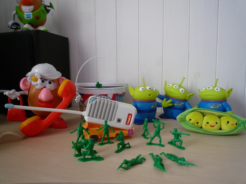Toy Story Collection (depuis 2009) - Page 2 P1040810