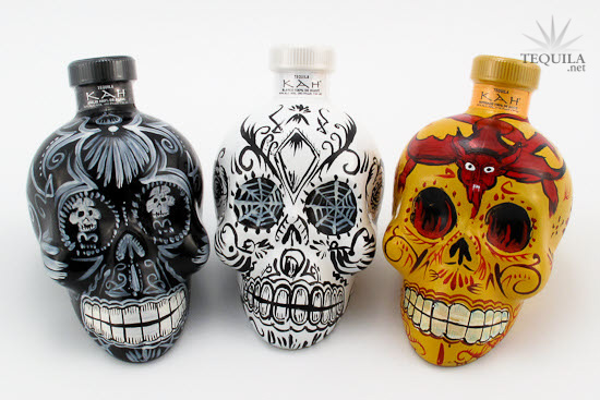 New Tequila - KAH Tequila - The Day of the Dead Tequila 1524_k10