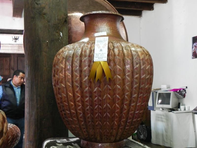 Museo del Cobre - Santa Clara del Cobre, Michoacan Dscn0610