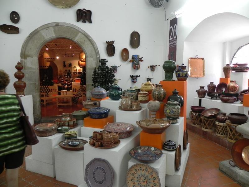 Casa de las Artesanias in Morelia Dscn0813