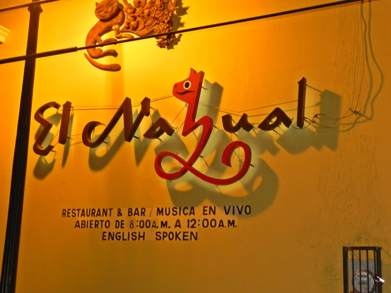 El Nahual Restaurant - Tlaquepaque Dscn2513