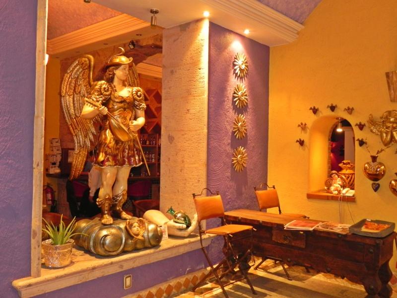 El Nahual Restaurant - Tlaquepaque Dscn2514