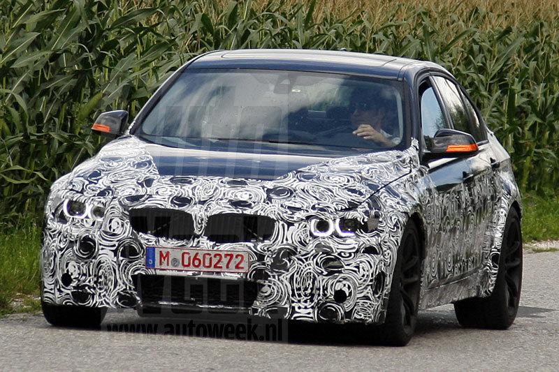 2014 - [BMW] M3 & M4 [F80/F82/F83] - Page 2 133