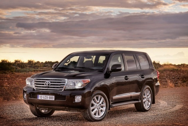 2011 - [Toyota] Land Cruiser SW  2108