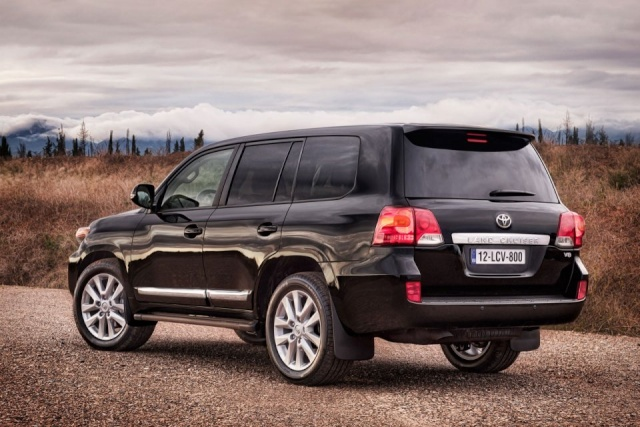 2011 - [Toyota] Land Cruiser SW  379