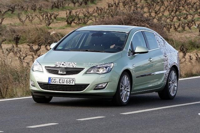 2012 - [Opel] Astra Restylée (toutes déclinaisons) [J] 494