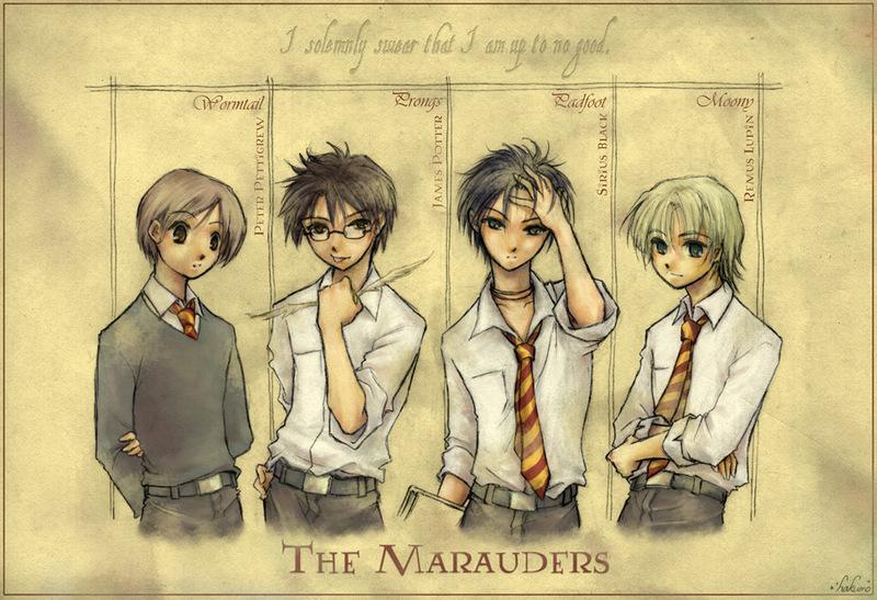 Maraudeurs & Secrets