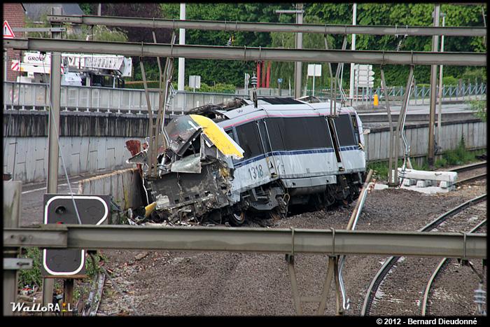 De nouveaux incidents de signalisation sur la ligne Namur-Dinant, dénonce le SACT  13182010