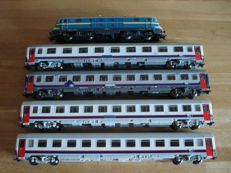 Les compositions voyageurs sur la Ligne du Nord 1980 -2011 en H0 Dsc02850
