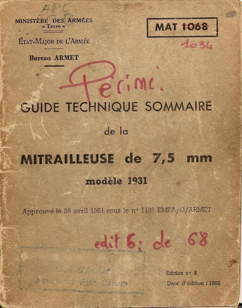 La MAC 31 E Reibel Guide_10